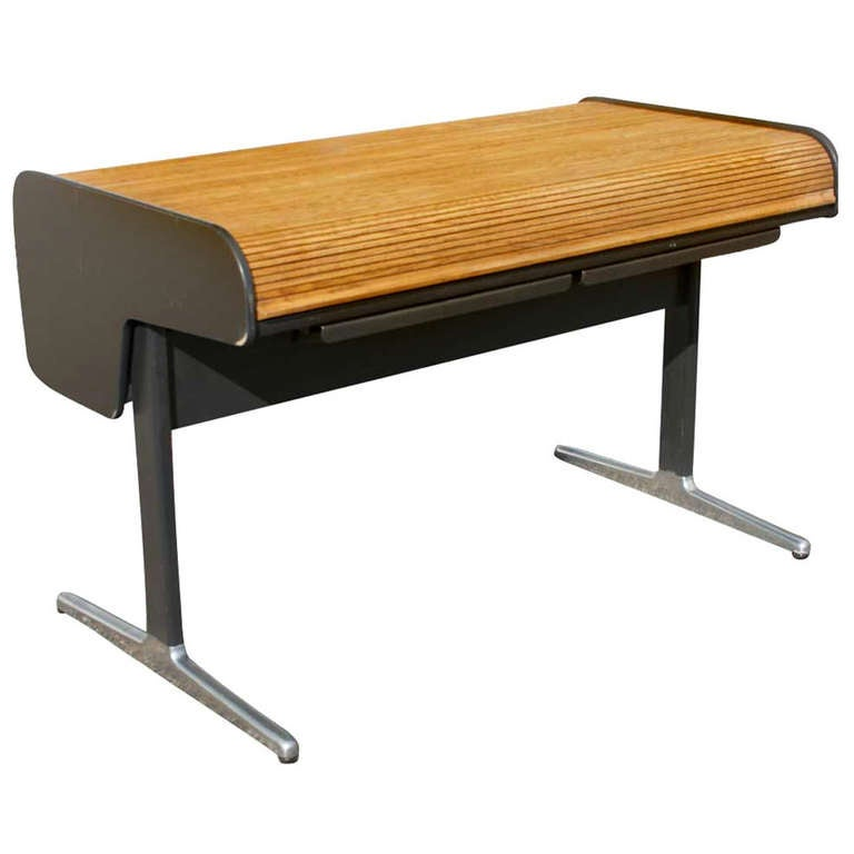 Herman miller george nelson action office series desk at 1stdibs - Herman miller office desk ...