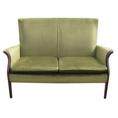 Vintage Froxfield Two Seater Sofa by Parker Knoll