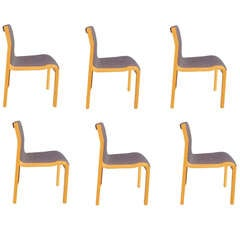 Stendig Nelson II Chairs Dining Stackable Side Chairs