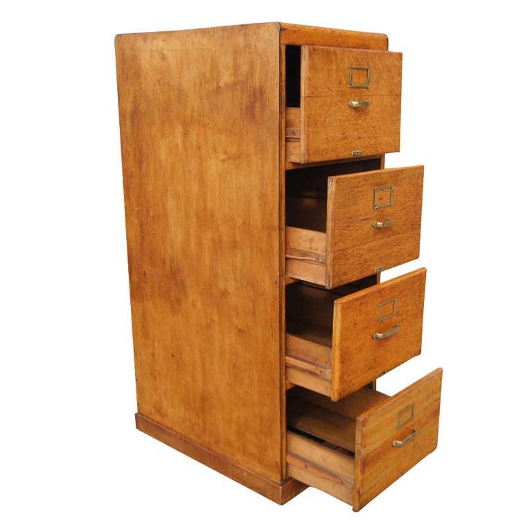 Antique wood file cabinets smileydot