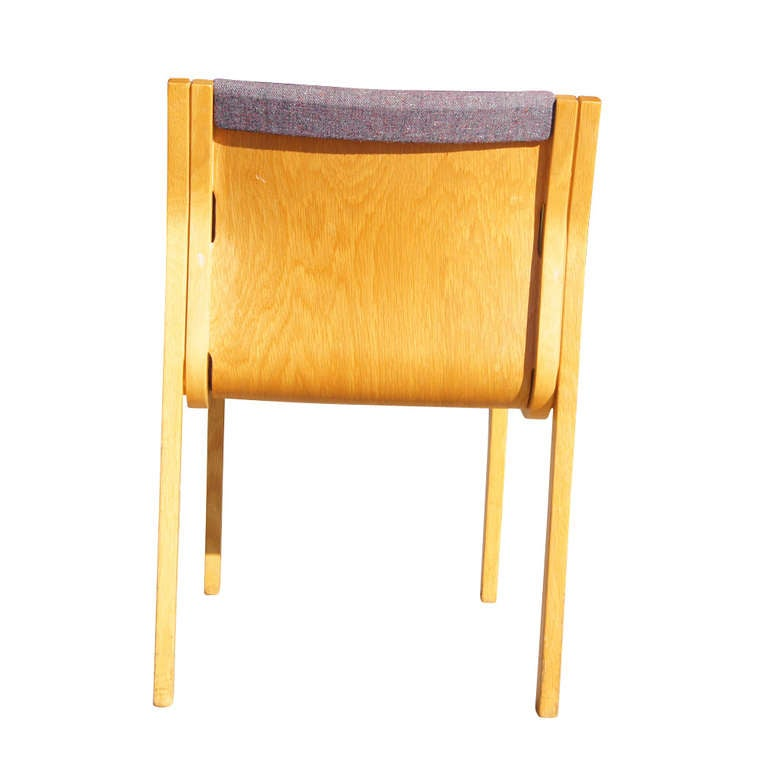 Stendig Nelson Ii Chairs Dining Stackable Side Chairs For Sale At 1stdibs
