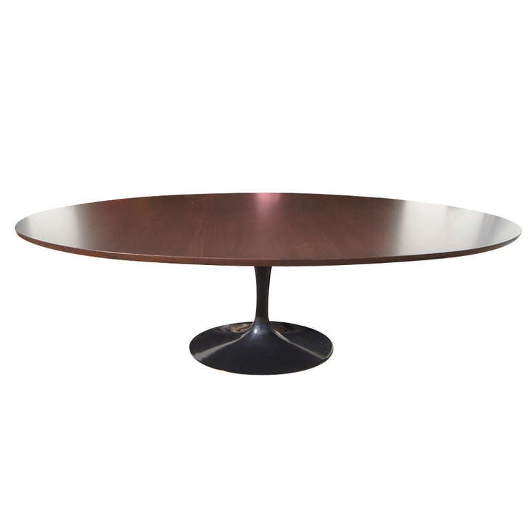 Saarinen Knoll Large Dining Conference Table Pedestal