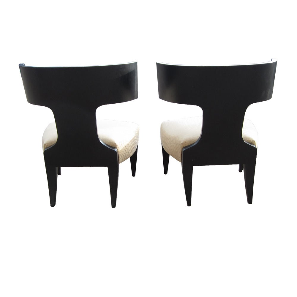Donghia Dining Room Chairs