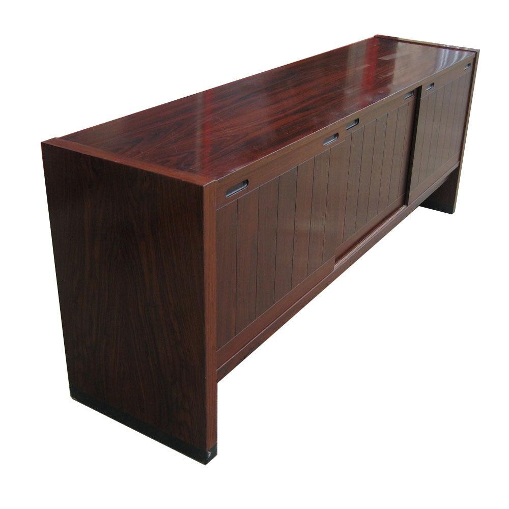 Century Furniture For Sale: Vintage Mid-Century Modern Dyrlund / Drylund Rosewood