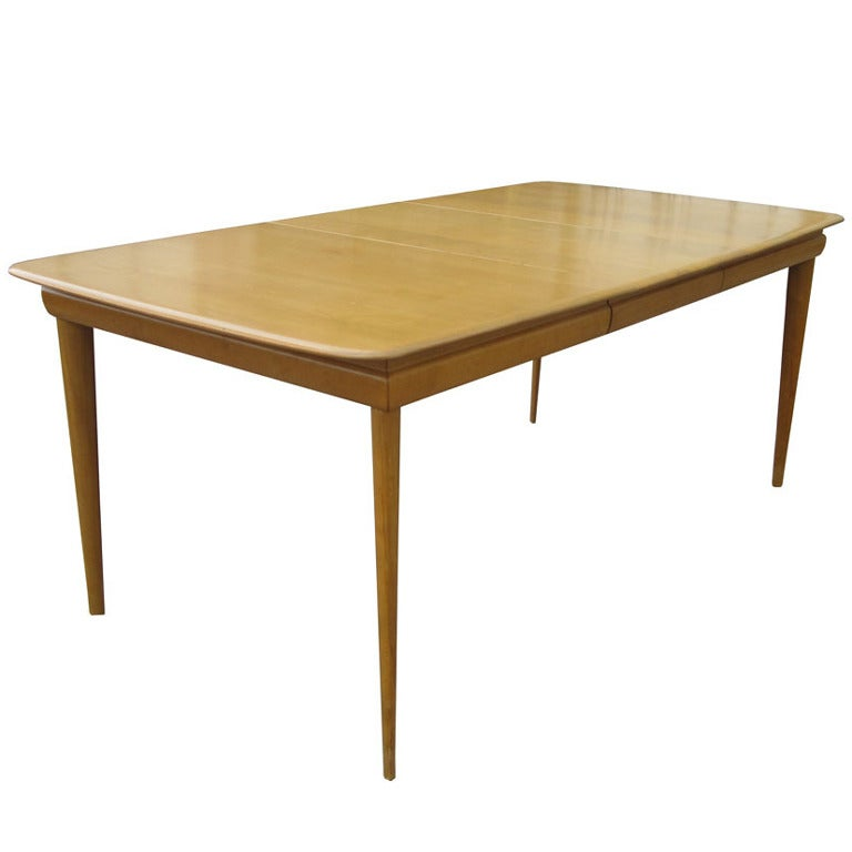 vintage heywood wakefield extension table m1558g for sale at 1stdibs