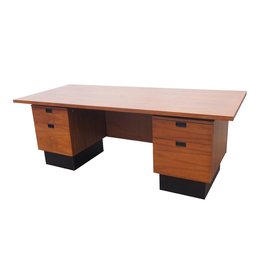 George Nelson For Herman Miller Executive Desk