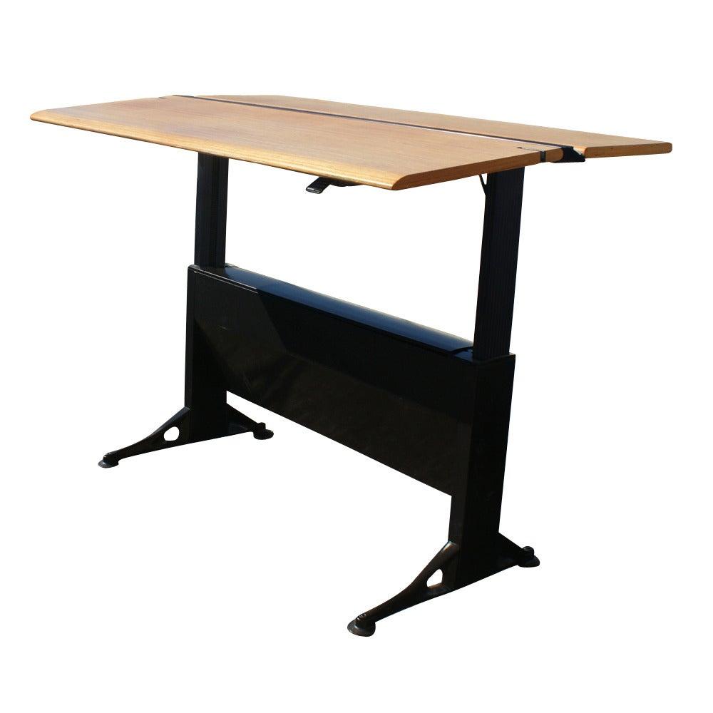 Herman Miller Relay Desk By Geoff Hollington At 1stdibs