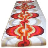 Francisca Reichardt for Knoll Vintage Vinyl Wall Covering