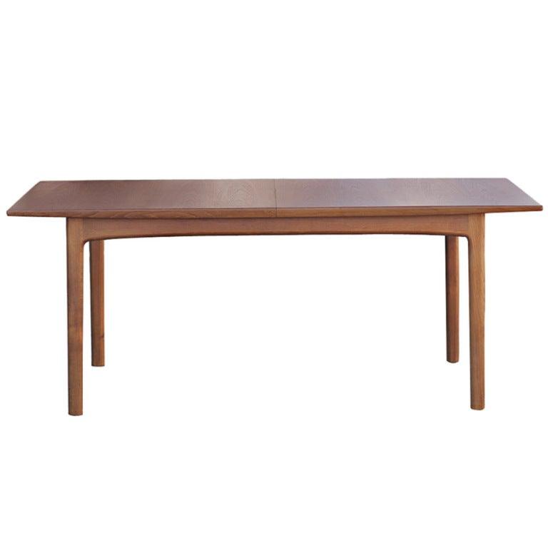 Folke Ohlsson For Dux Scandinavian Teak Extension Dining Table