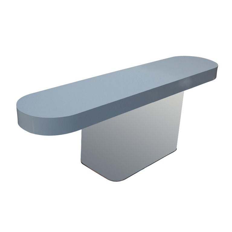 Milo Baughman For Thayer Coggin Console Sofa Table