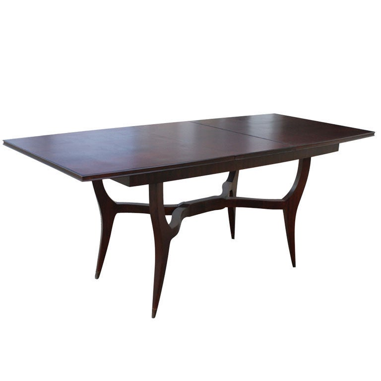 italian extension dining table at 1stdibs