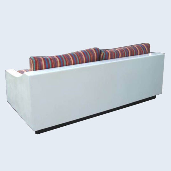 Frank Sectional Sofa Bed: Ed Frank For Moretti Fiberglass Sofa And Bed At 1stdibs