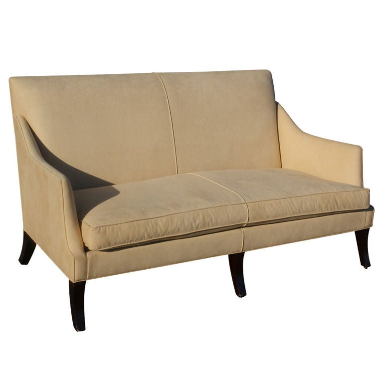 Douglas Levine For Bright Furniture Sofa For Sale at 1stdibs