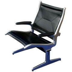 Eames For Herman Miller Tandem Seating Sling Chair