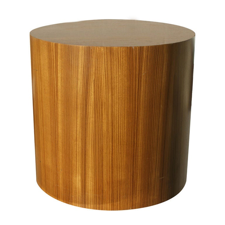 Milo Baughman For Thayer Coggin Side Table