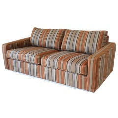 Milo Baughman For Thayer Coggin Loveseat Sofa