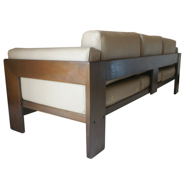 tobia scarpa for knoll gavina bastiano sofa at 1stdibs. Black Bedroom Furniture Sets. Home Design Ideas