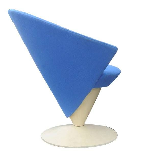 Adrian Pearsall For Craft Associates Cone Chairs And Table