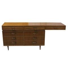 Vintage Italian Vanity Dresser
