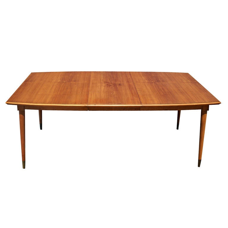 Vintage Italian Extension Dining Table
