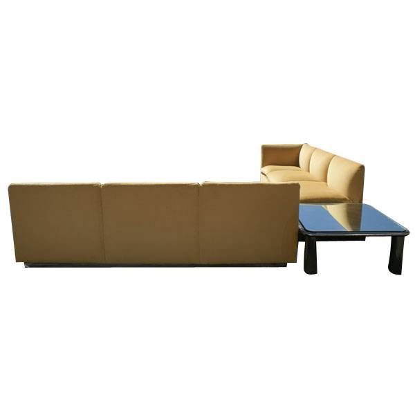 American Thayer Coggin Sectional Sofa by Milo Baughman For Sale