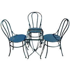 Outdoor Three Piece Cafe Set