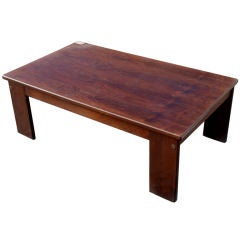 Jean Gillon Rosewood Coffee Table