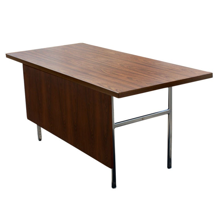 George Nelson For Herman Miller Desk And Credenza 3