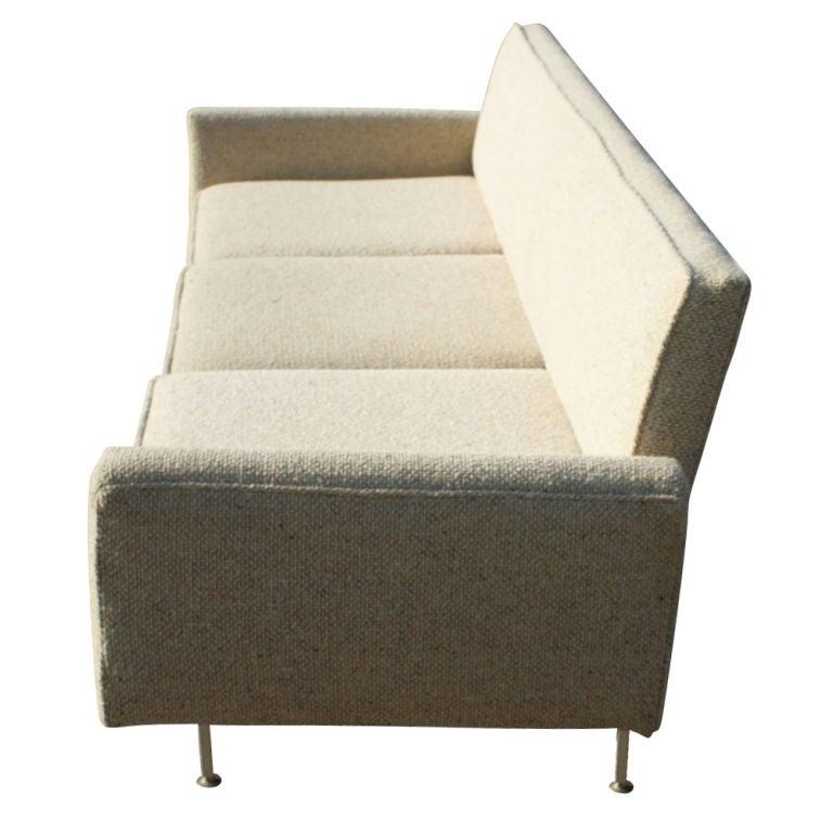 American Ladislav Rado For Knoll Drake Sofa