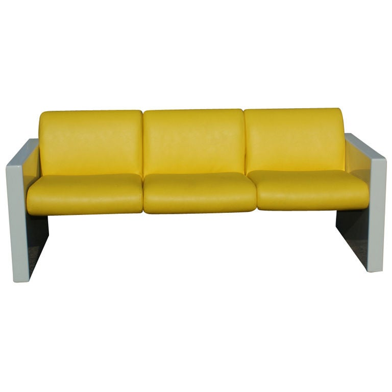 Brian Kane For Metropolitan Indoor Outdoor Sofa At 1stdibs