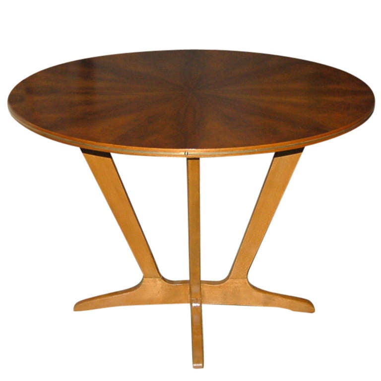 Danish Side Table By Jese Mobel, 1960s 1
