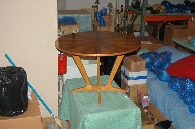 Danish side table by jese mobel 1960s for sale at 1stdibs for Danish design mobel