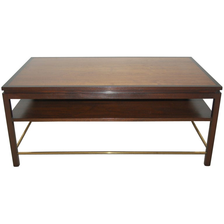 Classic Coffee Table By Edward Wormley For Dunbar At 1stdibs