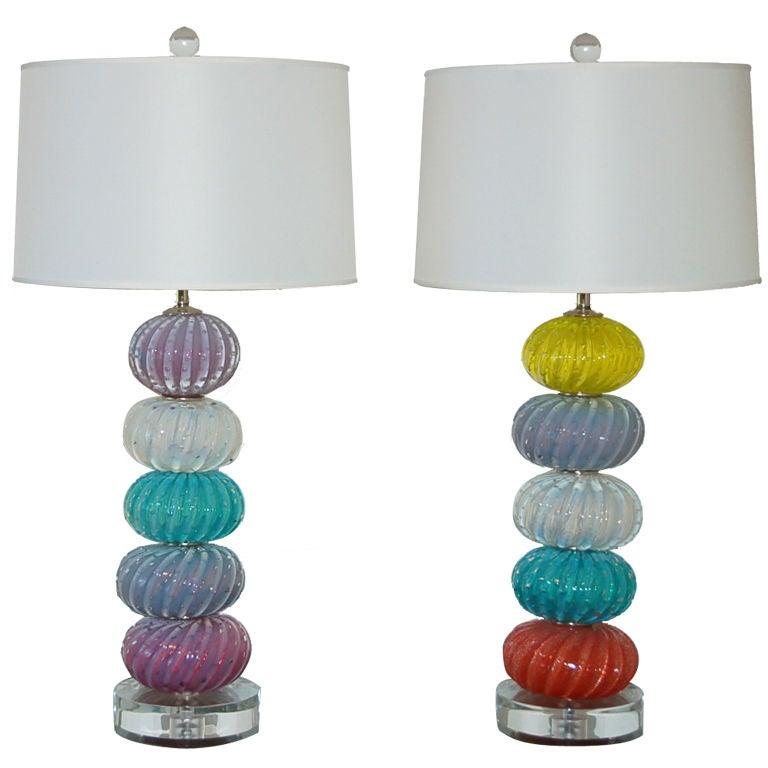 Creative Cute Colorful Splatter Paint Design Desk Lamps  Zazzle