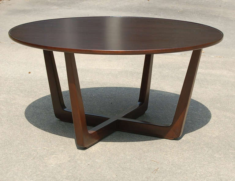vintage drexel coffee tableedward wormley - 1953 at 1stdibs