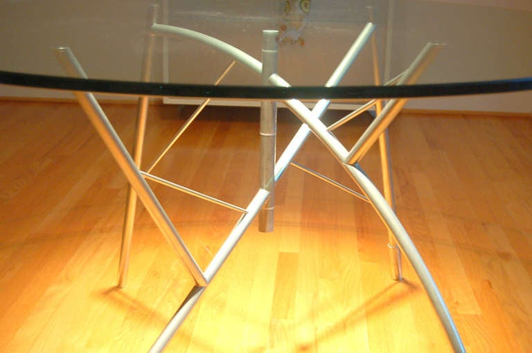 Philippe starck 39 dole melipone 39 dining table at 1stdibs for Philippe starck tables