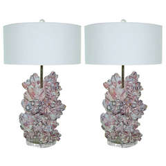 Organic Barnacle Lamps by Swank Lighting
