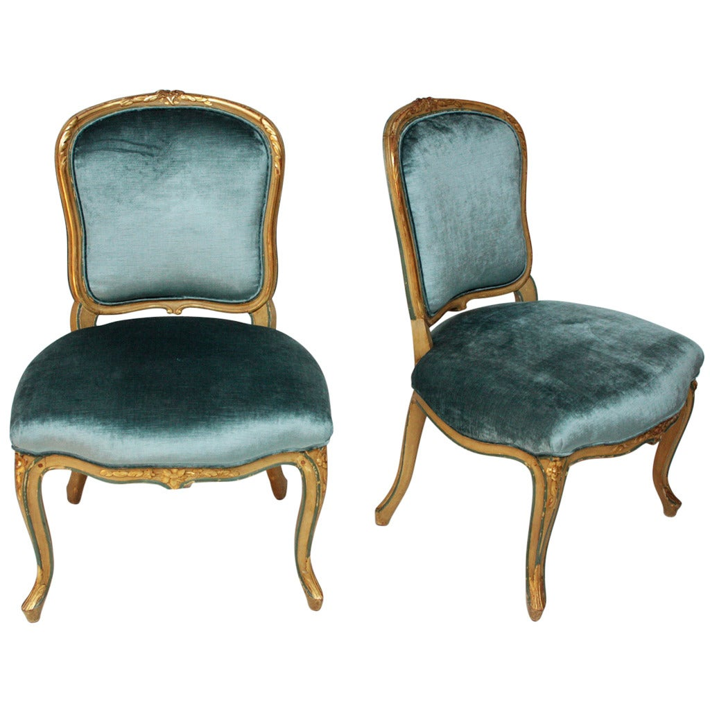 Louis Xv Style Chairs At 1stdibs