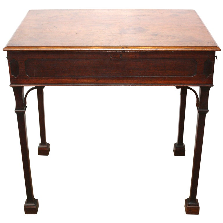George III Period Dressing Table