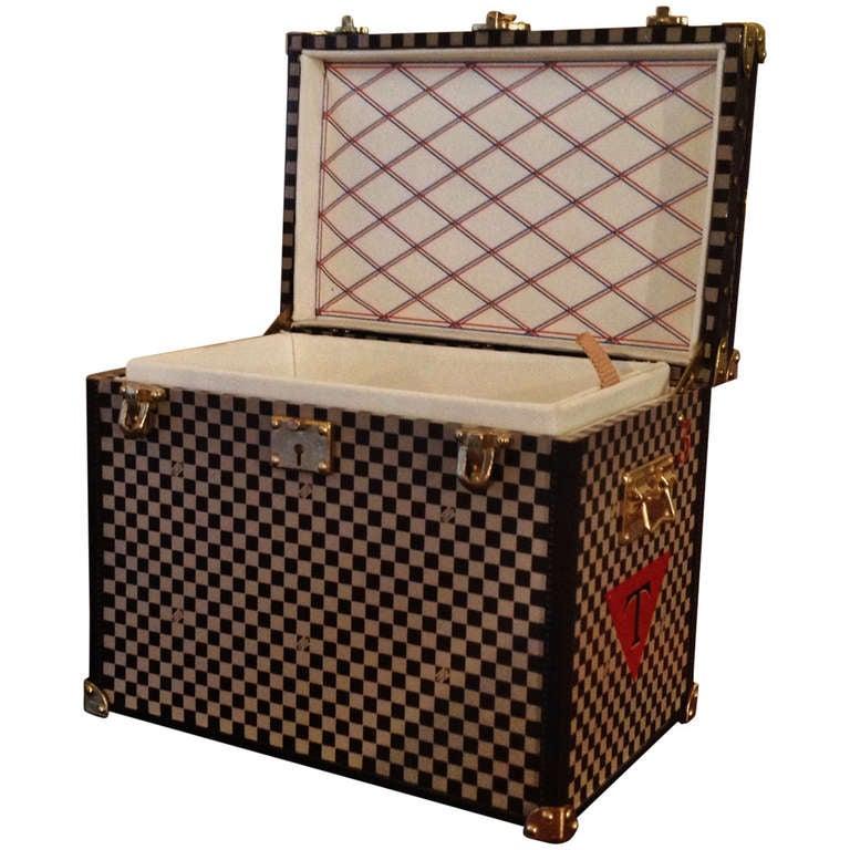 Mini Malle Chapeaux Louis Vuitton Trinket Box At 1stdibs