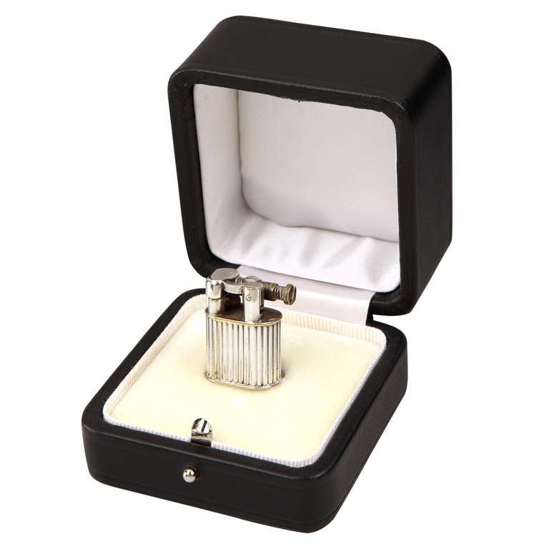 Dunhill 'Baby Sylph' Lighter at 1stdibs