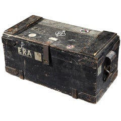 British Racing Drivers Club (BRDC) Toolbox, c. 1930s