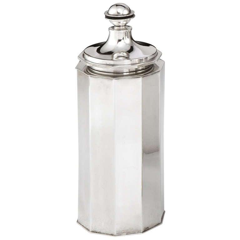 Modernist Cocktail Shaker For Sale