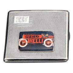 'Pneu Pirelli' Cigarette Case 1934