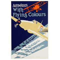 Austin Reed Advertising Poster