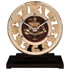 Art Deco Mantel Clock by ATO