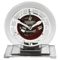 ATO Art Deco Clock