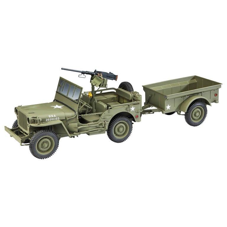 1943 willys jeep model for sale at 1stdibs. Black Bedroom Furniture Sets. Home Design Ideas