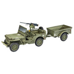 1943 Willys Jeep Model