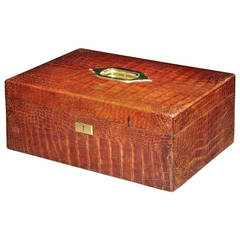 Victorian Dispatch Box by Asprey